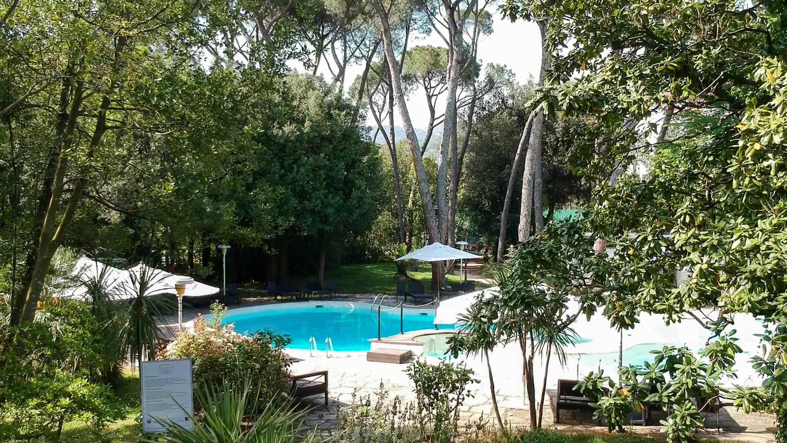 hotel piscina montecatini terme