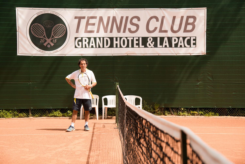 tennis grand hotel la pace